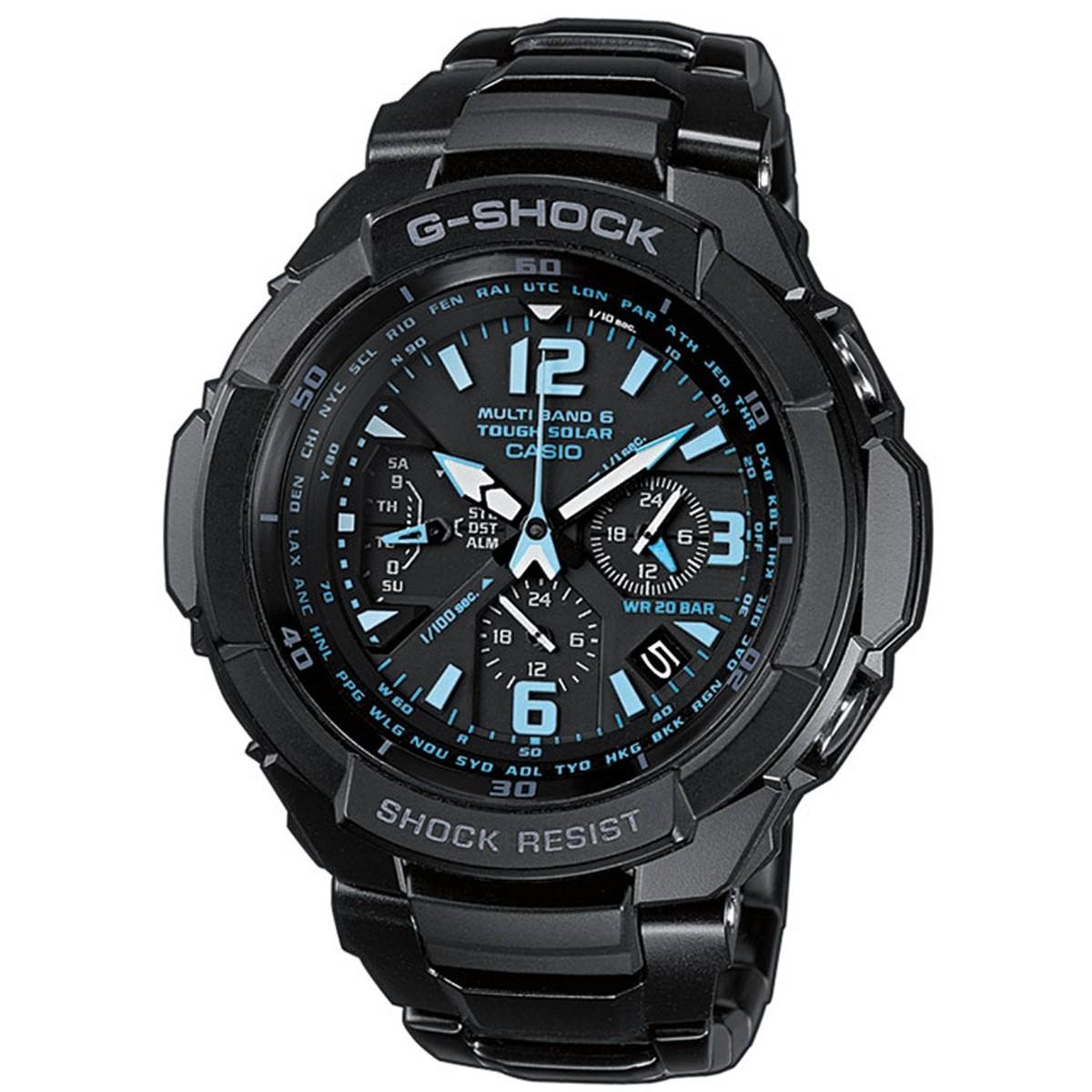 9dfc2a87985a Tipos de relojes Casio