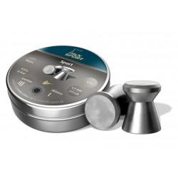 Balines H&N Sport 4,5 mm 500 ud