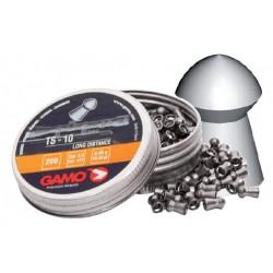 Balines Gamo TS-10 4,5 mm 200 ud