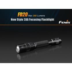 Linterna Fenix Enfocable FD20 350 Lúmenes