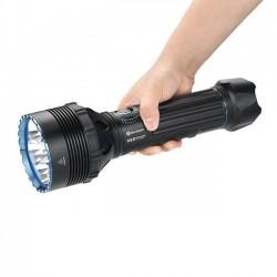 Linterna Olight X9R Marauder 25.000 Lumens Recargable