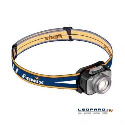 Linterna Frontal Fenix Enfocable HL40R Gris 600 Lúmenes Micro USB Recargable