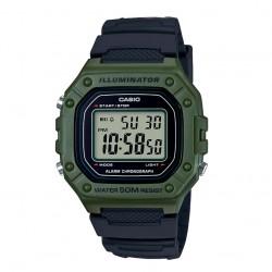 Reloj Casio Collection W-218H-3AVEF