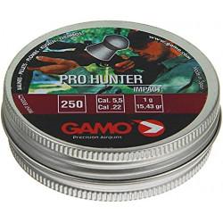 Balines Gamo Pro-Hunter 5,5 mm 250 ud