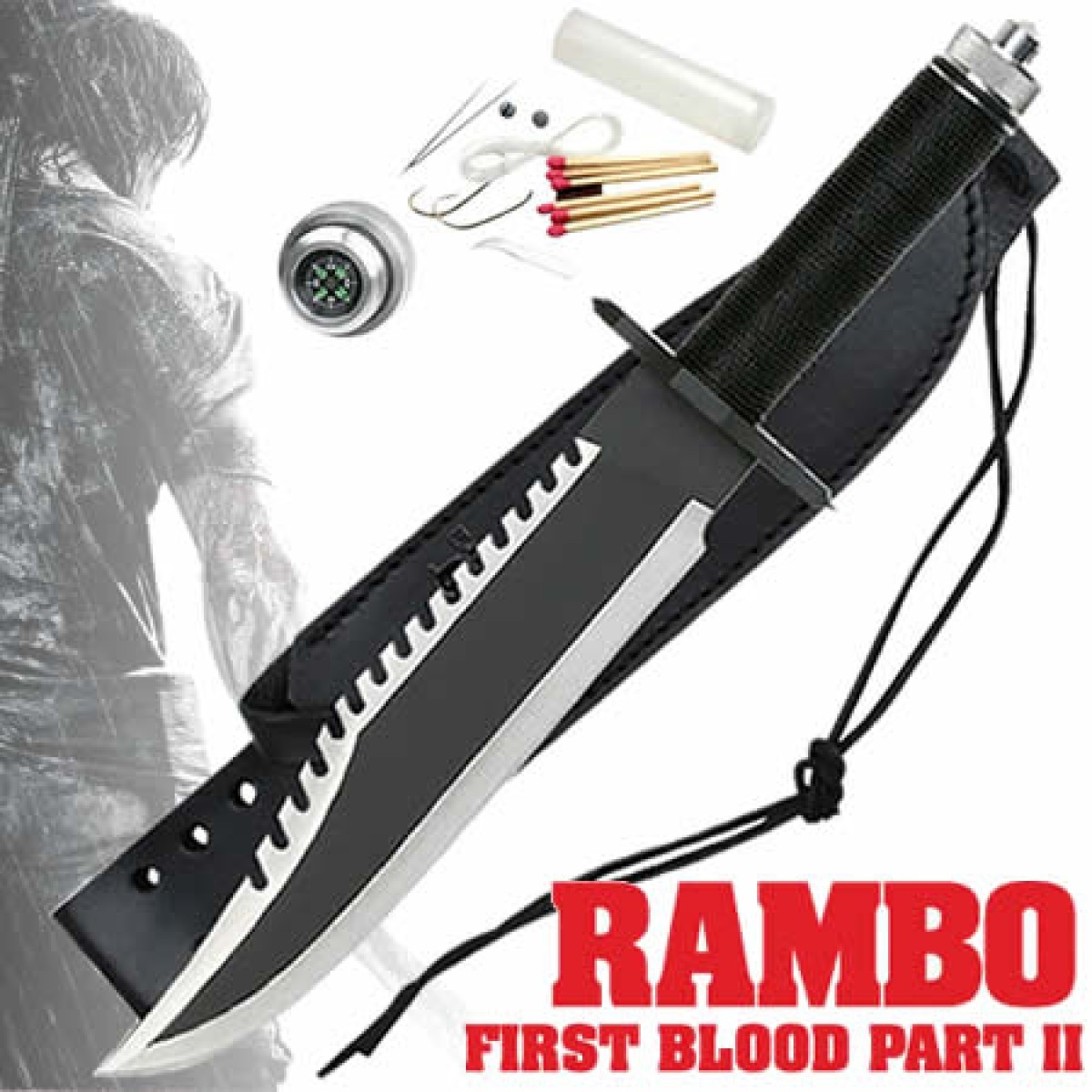 First Blood Part II Standard