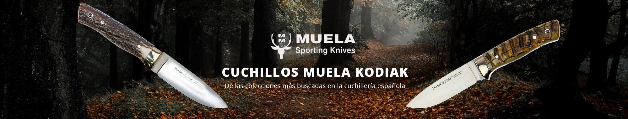 Colección Muela Kodiak