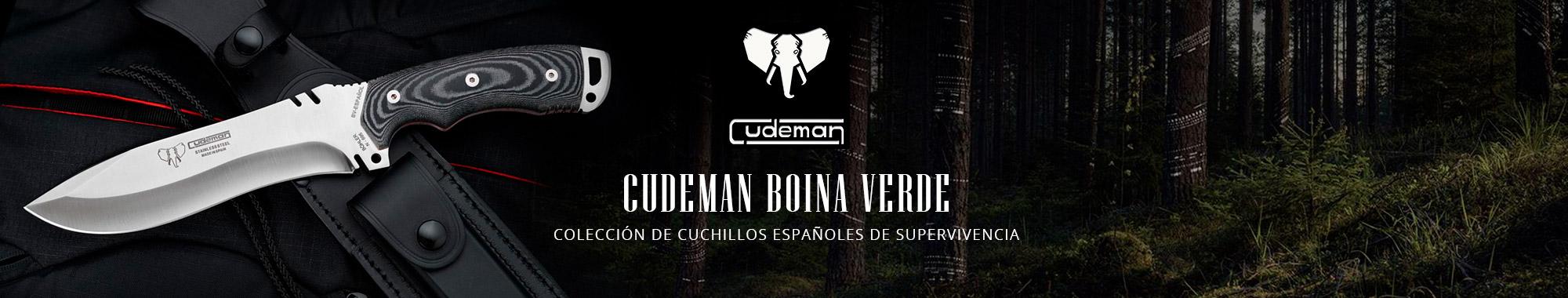 Colección Cudeman Boina Verde